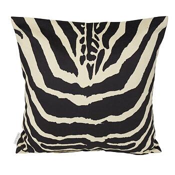 Boel & Jan- Kuddfodral Zebra sammet
