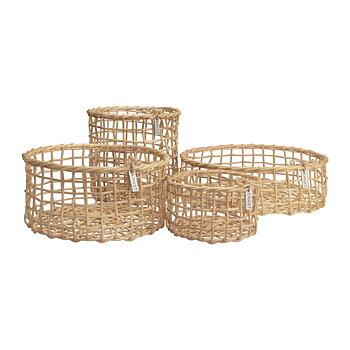 Ernst-Korgar i bambu