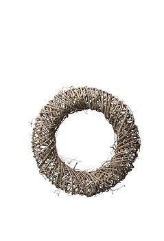 Wikholm form- Krans Minna, Grå, 36 cm
