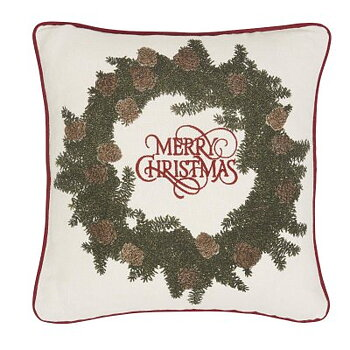 Boel & Jan- Kuddfodral Merry Christmas