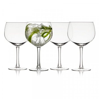 Ljungby glas- Gin & Tonic 4-pack