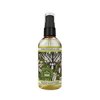 Saponi- Handsprit Lemongrass & Lime