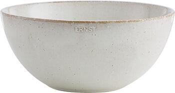 Ernst - Skål glaserad 23cm