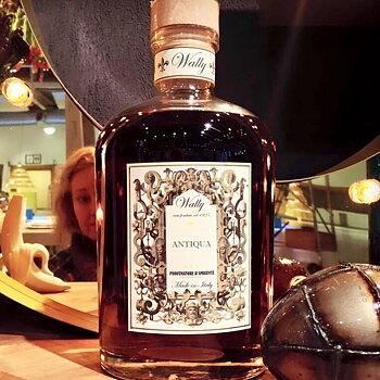 Rumsdoft med pinnar - Anticqua