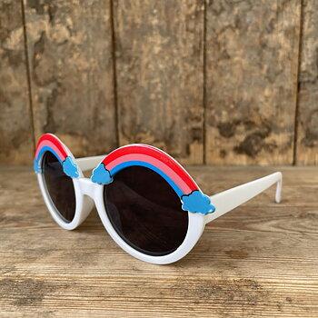 solglasögon regnbåge kids