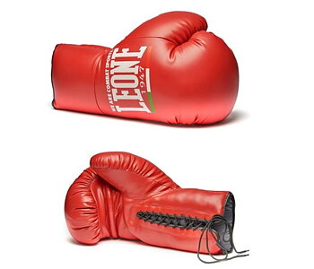 Leone Giant Glove, Red  LeftHand 60 x 35 cm