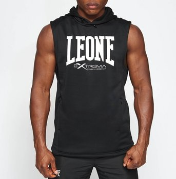 Leone Extrema 110 Sleeveless Hood Black