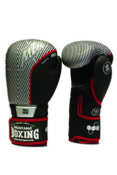 Montana Boxglove ENERGY Arrow, Darkblack 10-14 oz