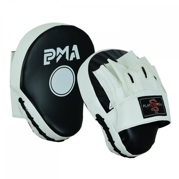 PMA Deluxe Focus Pads black/white (pair)