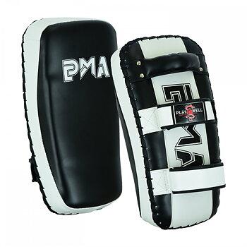 PMA Deluxe Focus Mits black/white  (singels)