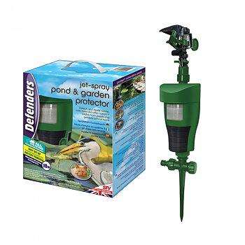Vattenspray för dammar och trädgården