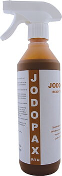 JODOPAX RTU 500 ml, med pump