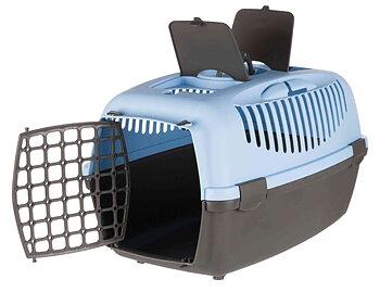 Transportbur Capri 3, 40xh38x61 cm, blå