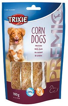 PREMIO Corn Dogs med anka, 4 st./100 g