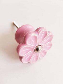 Knopp Rosa Blomma