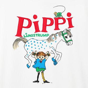 Collagetröja Pippi Starkast