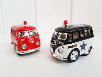 VW Buss Police/Fire