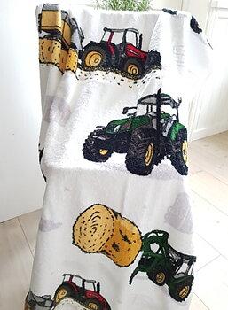 Handduk Traktor