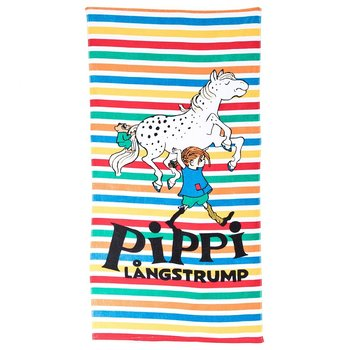 Badhandduk Pippi Långstrump