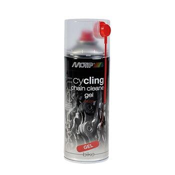Polkupyörän ketjun puhdistusgeeli MOTIP, Chain Cleaner Gel 400ml