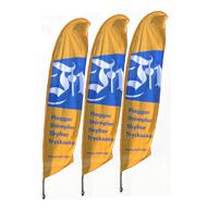Beachflaggor