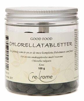 Ekologiska Chlorellatabletter 100 gram