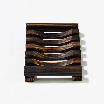 Tvålkopp i bambu 110x80x20 mm