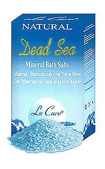 Mineralbadsalt, La Cure Dead Sea, Peach  1 kg