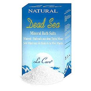 Mineralbadsalt, La Cure Dead Sea, naturell - 1 kg