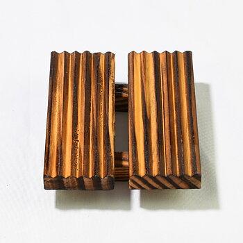 Tvålkopp i bambu 118x95x25 mm