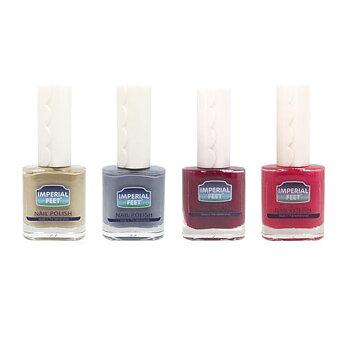 Nagellack som kan användas ihop med nagelsvampsbehandling från Imperial Feet