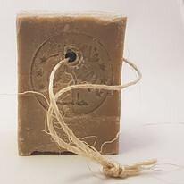 Aleppotvål med rep, 32% lagerbärsolja, 170-200g