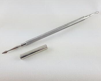 Komedonspjut för milier, dubbelsidigt 15 cm