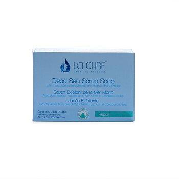 Scrub Soap, La Cure , Skrubbtvål med salt fråb Dead Sea, 90 gr