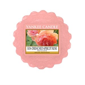 Sun Drenched Apricot Rose, Vaxkaka, Yankee Candle