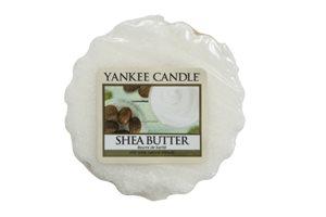 Shea Butter, Vaxkaka, Yankee Candle