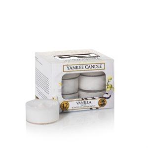 Vanilla, Värmeljus, Yankee Candle