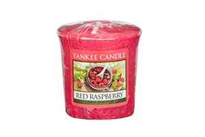 Red Raspberry, Votivljus / Samplers, Yankee Candle