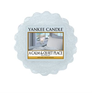 A Calm & Quiet Place, Vaxkaka, Yankee Candle