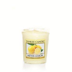 Sicilian Lemon, Votivljus samplers, Yankee Candle
