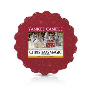 Christmas Magic, Vaxkaka, Yankee Candle