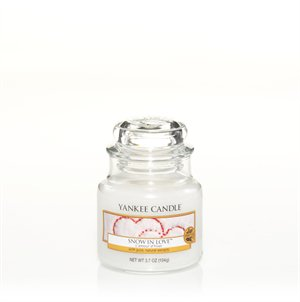 Snow In Love, Small jar, Yankee Candle