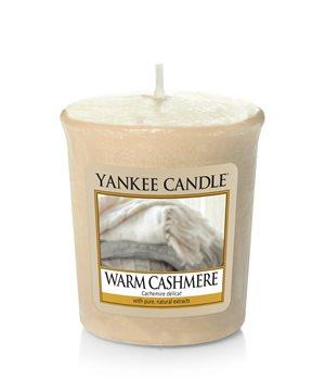 Warm Cashmere, Votivljus / Samplers, Yankee Candle