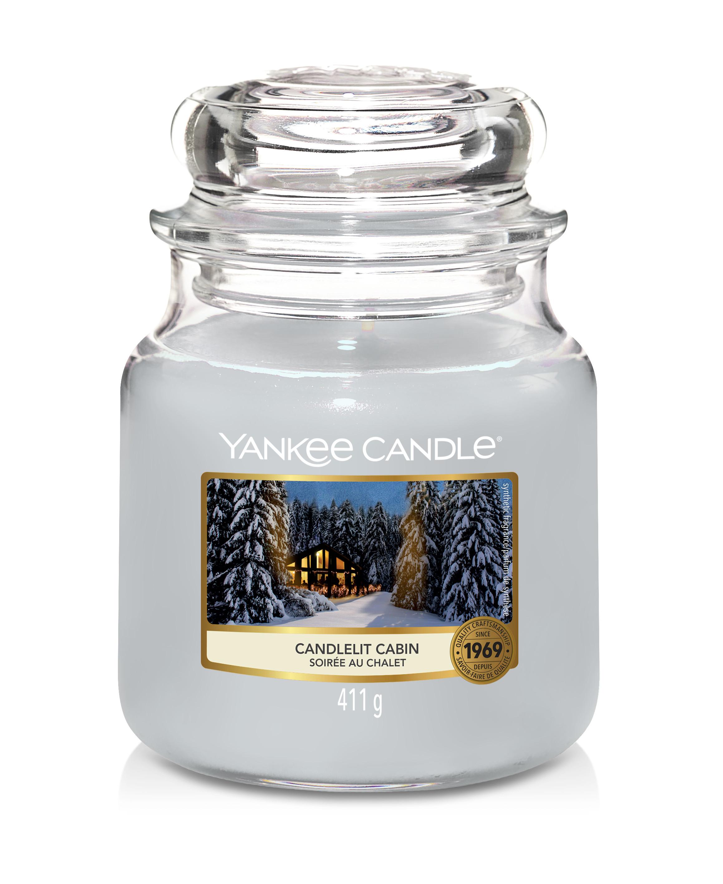 Candlelit Cabin