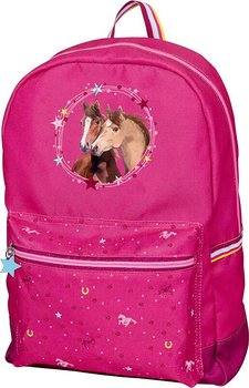 Ryggsäck rosa Horse Friends