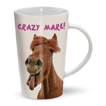LATTE MUG - HORSE
