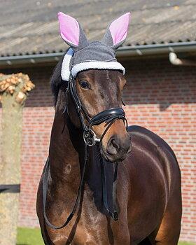 Påskhareluva till hästen ponny & full