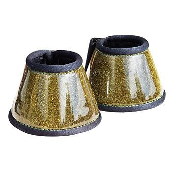 Boots glitter i guld
