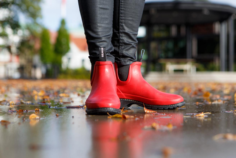 Gummistövlar från Viking m.fl.online som klarar regn