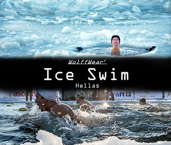 Ice swim Hellasgården